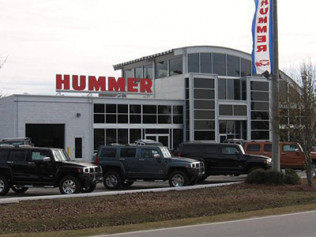 Hummer Dealership, Summerville, SC