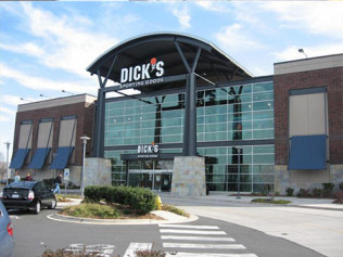 Dick's Sporting Goods, South Park Mall, Charlotte, NC